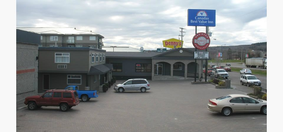 Canadas Best Value Inn - Prince George, BC Canada